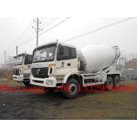 Quality foton Auman 6x4 12m3 truck mounted Concrete Mixer Drum for sale for sale