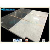 Quality Water Jet Cut Marble Stone Honeycomb Mosaic Tile For Raised Floor Module for sale
