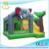 Quality Hansel Cheap Small Inflatable Bouncy Castle Bouncers for Sale for sale
