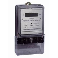 Quality Long Terminal Single Phase Electric Meter BS Mounting Digital Watt Hour Meter for sale