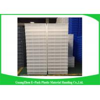 Quality Packaging Neutral Plastic Stackable Containers for Convenience Store for sale