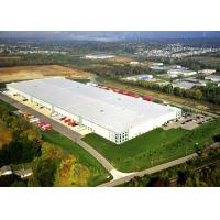 Quality High Quality Ready Made Steel Structure Warehouse Thermal And Noise Insulation for sale