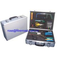 Quality 24 Pieces Fiber Optic Test Equipment Instruments Optical Cable Kit for sale