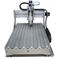 Quality 6040 800W 4-axis 3d cnc wood carving machine wood engraving milling cutting router for sale