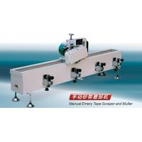 Quality Manual Emery Tape Scraper and Muller for sale