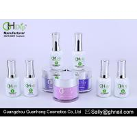 Buy cheap Purple Color Nail Dip Powder 2 Oz System Organic Healthy Dipping Powder from wholesalers