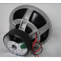 China Competition 15 Inch Subwoofers , Pro Audio Speakers In Car Wide Foam Surround on sale