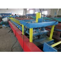 Buy Hydraulic Punching Shutter Door Frame roll forming machine Gear Box or Chain at wholesale prices