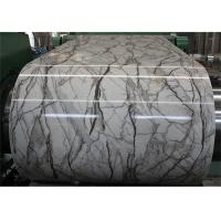 Buy cheap Marble Grain Film Laminated Metal Sheet Elevator Cabs Decorative Metal Sheets from wholesalers