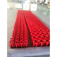 Multi Color Single Piece Centralizer Heat Treated And Hardened Tempered for sale