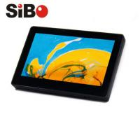 Quality 7 Inch Android 6.0.1 Capacitive ScreenTablet PC with Temperature and Humidity Sensor and NFC reader For Smart Industry for sale
