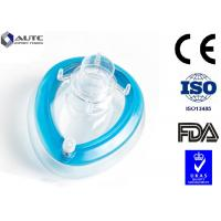 Quality Antiviral Disposable Medical Mask , Medical Face Shields  Oxygen Breathing Anesthesia for sale