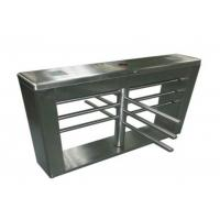 Buy Custom Half Height Turnstile / Turn Style Gate With Led Indicator Light at wholesale prices