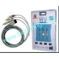 Buy cheap Wii AV cable, Wii wireless receiver/sensor bar from wholesalers