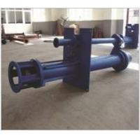 Quality Drainage Mining Slurry Pump Mineral Processing Submerged Centrifugal for sale