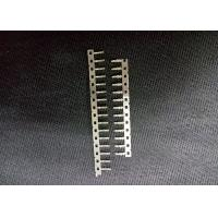 Buy UL94V-0 Gold-plating Connector Crimp Terminals With 1.25mm Pitch Tin - Plated at wholesale prices