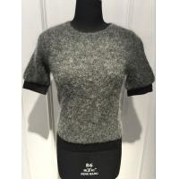 Buy cheap Fashionable Lady Mohair Sweater Short Sleeve Anti Shrink BGAX16114 from wholesalers