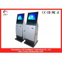 """Quality Multi-function 19"""" Bill Payment Kiosk / Self Service Payment Terminal for sale"""