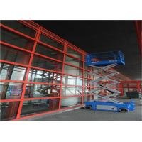 Full Stroke Travel Hydraulic Scissor Active Oscillation Axle With Lift Extension Deck for sale