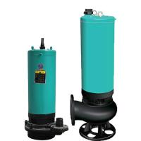 China Electric Submersible Sewage Pump 15-300m3/H , Continuous Use Dirty Water Pump on sale