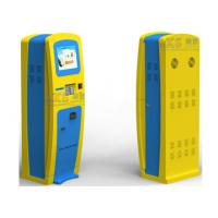 China Gambling House Token / Card Dispenser Kiosk Bill And Banking Card Payment on sale