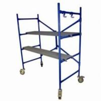 Quality Aluminium deck ladder WYAL-1018 with EN131/CE for sale