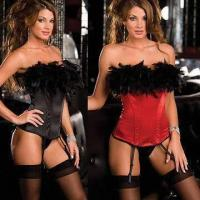 Quality Daily Double Sexy Lingerie Corsets, Includes G-string for sale