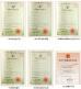 Jinan Auten Machinery Co., Ltd. Certifications