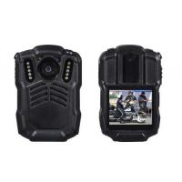 Buy cheap Waterproof Wifi Body Camera , Full Hd Body Worn Surveillance Cameras With Night from wholesalers