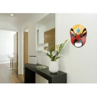 Beijing Opera Wall Mirror Stickers for sale