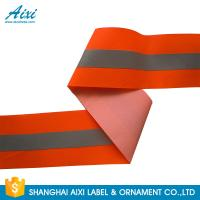 Quality Orange Reflective Clothing Tape High Light 3 M Garment Accessories Reflective Tape for sale