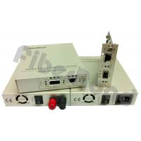 10G Ethernet Fiber-To-Copper Media Converter Standalone Rj45 to XFP