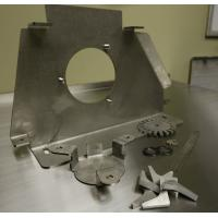 Quality High Standards Steel Machined Parts With MIG / TIG Welding Process for sale