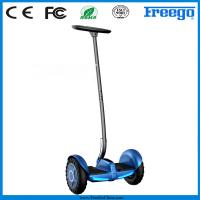 Quality Dualwheel Solid Tire Self balancing scooter kit Powered Scooter Kit Thinking Car for sale