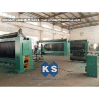 Quality 3.5 Meter Per Minute Automatic Gabion Mesh Machine With Wrapped Edge Machine for sale