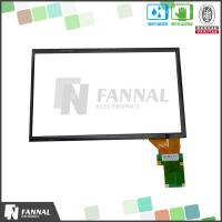 China 12.1'' 4 Point IC Multi Touch Large Format Touch Screen Lcd Panel For Industrial / Medical on sale