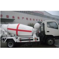 Buy Dongfeng 2cbm mini cement mixer truck at wholesale prices