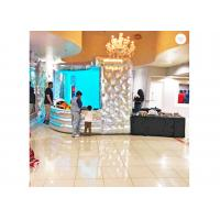 China 7m Length White Inflatable Booth For Hotel / Company Receiption coated oxford material on sale
