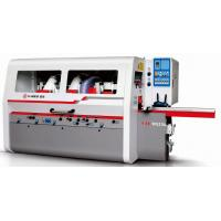 Buy cheap Five Shaft 4 Sided Planer Moulder , High Percision Industrial Woodworking from wholesalers