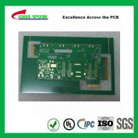 Buy Aeronautics Printed Circuit Board 8L FR4 Immersion Gold + Hard Gold Quick Turn at wholesale prices