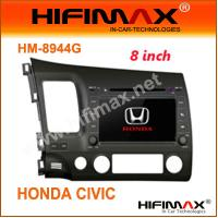 Quality 8''Car DVD GPS(DVB-T Optional) special for Honda Civic for sale