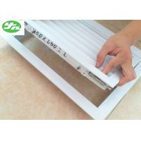 Aluminum Alloy Frame Return Air Vent Grille Air Conditioning Vent Covers for sale