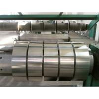 Quality 8011 O / 3003 H22 H24 Big Roll Coil  Aluminium Foil Roll Semi-rigid Container SRC  for sale