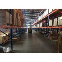Quality 2000 - 12000mm Height  Flexible Powder Coating Rack Providing Rapid Handing of Palletized Goods for sale