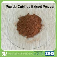 Hot sell Natural Sex products Pau de Cabinda extract Powder/Angola bark Extract Powder