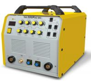 Quality Professional Pulse AC DC Inverter TIG Welder Full Digitalized Control 498*328*302 for sale