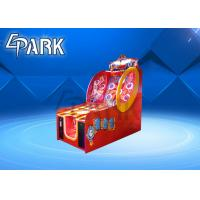 China Amsuement Lottery Coin Operated Vending Machine Throwing Ring Game on sale