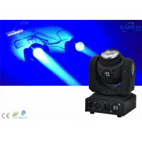Quality Double Heads 10W LED Spot  /4*10w Led RGBW Wash Beam Moving Head Light for sale