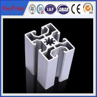 Quality Industrial aluminium profiles used in different areas made in Jiangyin China for sale