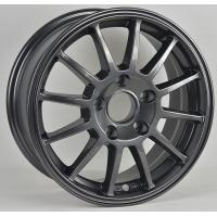 Quality Full Painted 15 Inch Alloy Wheels 15x6.5 16x7 4 Hole 35-40 ET for sale